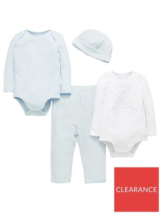6f439e7cf Ralph Lauren Baby Boys Gift Box Set - Beryl Blue