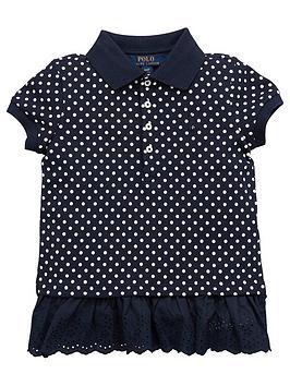 ralph-lauren-girls-stripe-short-sleeve-polo-navywhite