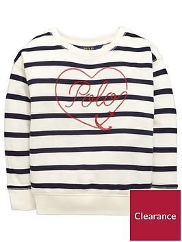 ralph-lauren-girls-stripe-sweat-top-cream-navy