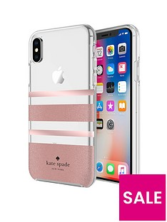 kate-spade-new-york-kate-spade-protective-hardshell-case-for-iphone-x-charlotte-stripe-rose-gold
