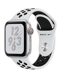 apple-watch-nike-series-4-gps-cellular-40mm-silver-aluminium-case-with-pure-platinumblack-nike-sport-band