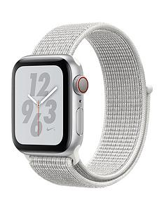 apple-watch-nike-series-4-gps-cellular-40mm-silver-aluminium-case-with-summit-white-nike-sport-loop