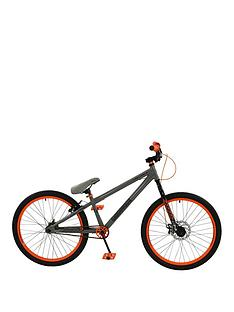 Zombie Airbourne Boys Dirt Jump Bike 24 inch Wheel