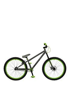 Zombie Airbourne XL Boys Dirt Jump Bike 26 inch Wheel