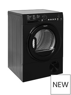 hotpoint-aquarius-tcfs835gk-8kgnbspload-condenser-tumble-dryer-black