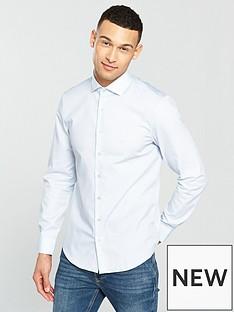 calvin-klein-calvin-klein-long-sleeve-plain-fitted-rome-shirt