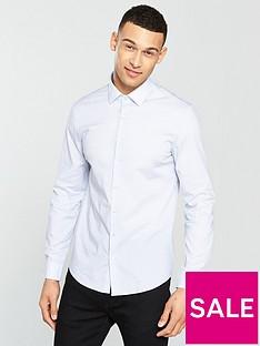 calvin-klein-long-sleeve-stripe-slim-bari-shirt-bluenbsp
