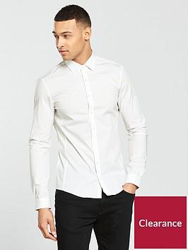 calvin-klein-long-sleeve-dot-print-extra-slim-venice-shirt-whitenbsp