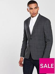 calvin-klein-modern-glen-check-suit-jacket--nbsptrue-navy