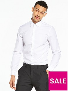 calvin-klein-calvin-klein-long-sleeve-plain-fitted-cannes-shirt