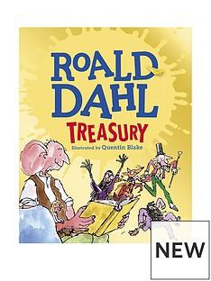 the-roald-dahl-treasury