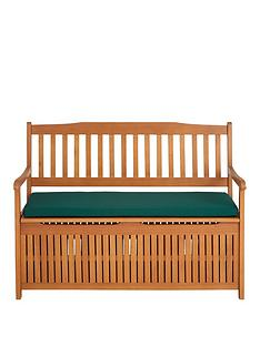 garden-bench-cushion-green