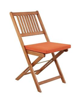 pack-of-2-garden-chair-seat-pads-burnt-orange