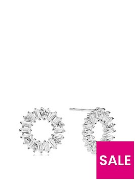 sif-jakobs-sterling-silver-rhodium-plated-antella-earrings-with-baguette-cubic-zirconia