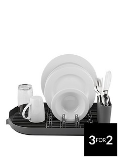 tower-compact-dish-rack-with-cutlery-holder