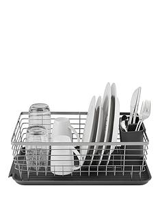 tower-tower-compact-dishrack-with-cutlery-holder-grey
