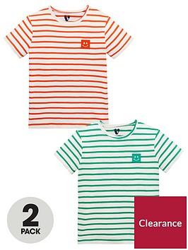 mini-v-by-very-boys-2-pack-slub-jersey-stripe-t-shirts-multi