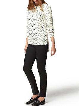 lk-bennett-linn-polka-dot-blouse-cream