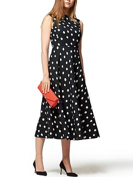 lk-bennett-marlina-polka-dot-sleeveless-dress-black