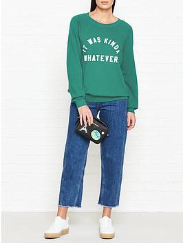 wildfox-kinda-whatever-sweatshirt-green
