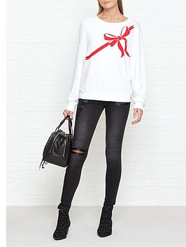 wildfox-gift-wrapped-baggy-beach-jumper-white