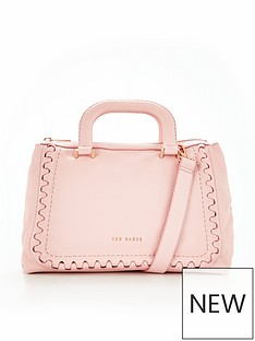 ted-baker-ted-baker-interlocking-leather-tote