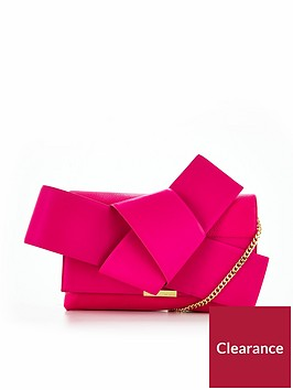 ted-baker-giant-knot-clutch