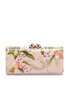 ted-baker-peach-blossom-bobble-matinee-purse