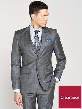 ted-baker-debonair-check-jacket-light-grey
