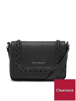 ted-baker-interlocking-leather-crossbody-bag