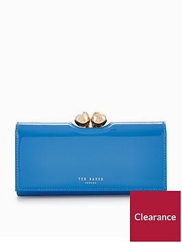 ted-baker-rose-quartz-bobble-matinee-purse-blue