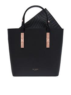 ted-baker-core-leather-large-tote