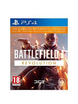playstation-4-battlefield-1-revolution