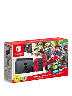 nintendo-switch-super-mario-odyssey-limited-edition-console