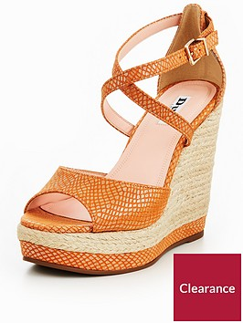 dune-london-kandis-high-wedge-sandal-orange