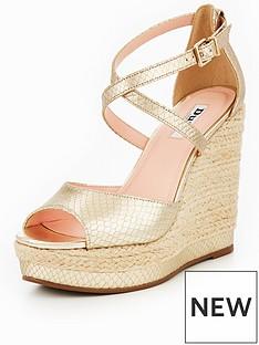 dune-kandis-high-wedge-sandal-gold