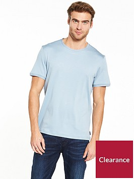 ted-baker-solid-crew-neck-t-shirt