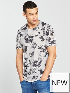 ted-baker-floral-print-t-shirt