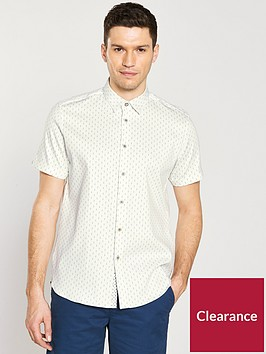 ted-baker-short-sleevednbspprinted-textured-shirt