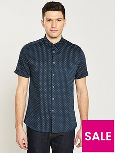 ted-baker-ss-printed-textured-shirt