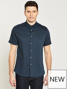 ted-baker-ted-baker-ss-printed-textured-shirt