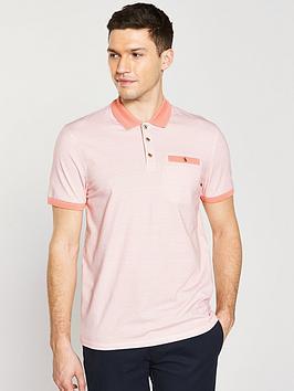 ted-baker-allover-geo-print-polo-shirt