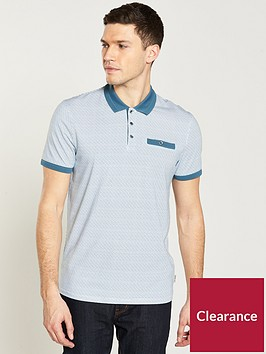 ted-baker-allover-geo-print-polo-shirt