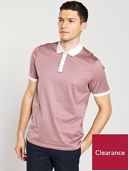 ted-baker-contrast-collar-polo-shirt