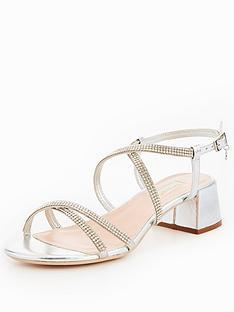 dune-masiey-diamante-block-sandal-silver