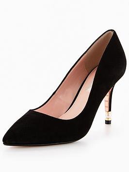 Dune London Brioney Pearl Heel Court
