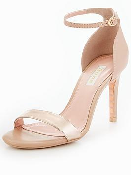 Dune London Mortimer Two Part Sandal