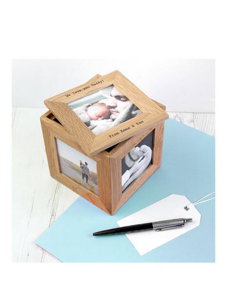 treat-republic-personalised-small-oak-photo-cube