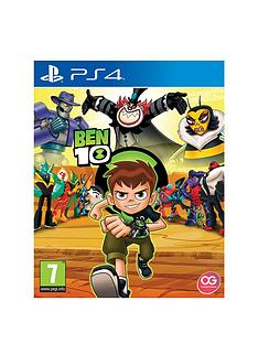 playstation-4-ben-10-ps4
