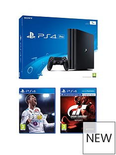 playstation-4-pro-console-with-fifa-18-and-gt-sport